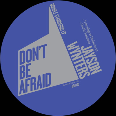Jason Wynters/DOUBLE STANDARDS EP 12""