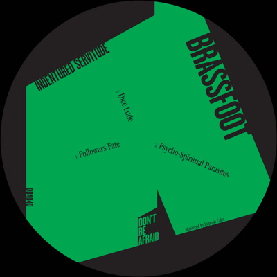 Brassfoot/INDENTURED SERVITUDE EP 12""