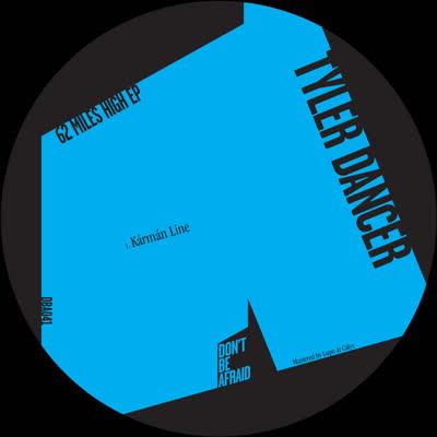 "Tyler Dancer/62 MILES HIGH EP 12"""