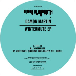 "Damon Martin/WINTERMUTE EP 12"""