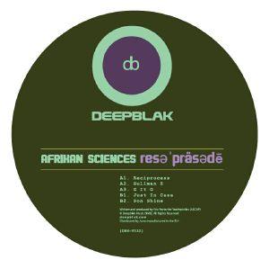 """Afrikan Sciences/RECIPROCITY EP 12"""""""