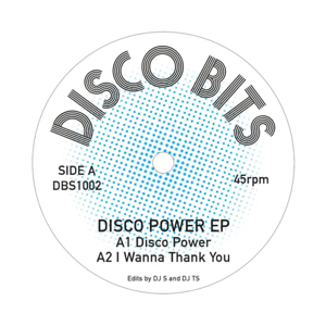 Disco Bits/DISCO POWER EP 12""