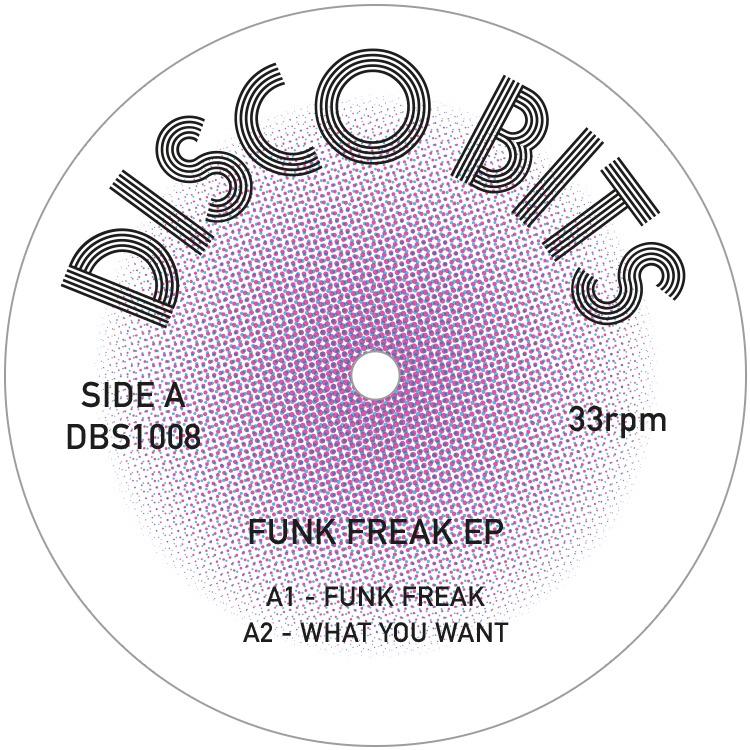 """Disco Bits/FUNK FREAK EP 12"""""""