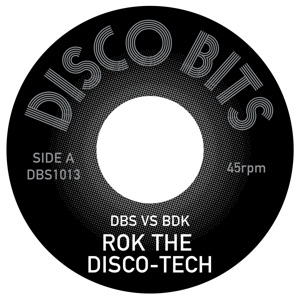 "Big Daddy Kane/ROK THE DISCO-TECH 7"""