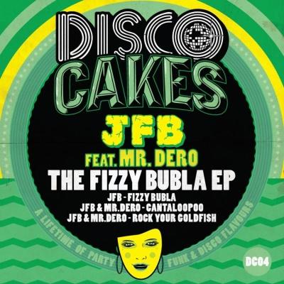 "JFB/THE FIZZY BUBLA EP  12"""