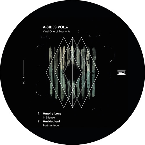 Various/A-SIDES VOL 6 PT 1 12""
