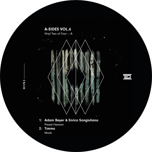 Various/A-SIDES VOL 6 PT 2 12""