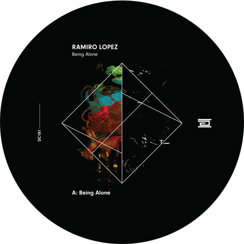 "Ramiro Lopez/BEING ALONE 12"""