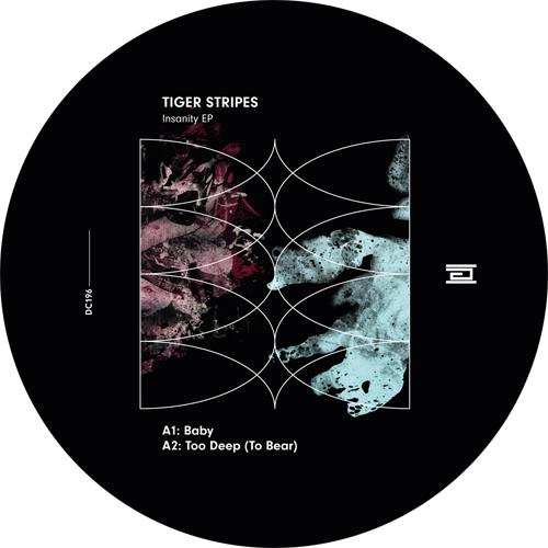 "Tiger Stripes/INSANITY EP 12"""