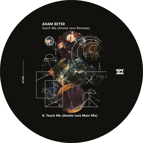 Adam Beyer/TEACH ME (AMELIE LENS RX) 12""