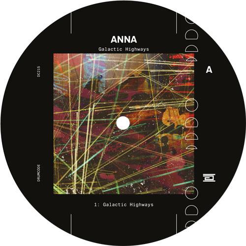 "ANNA/GALACTIC HIGHWAYS 12"""