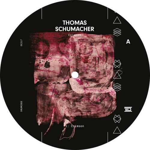 """Thomas Schumacher/CRIMSON 12"""""""