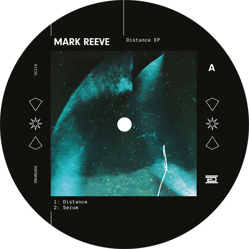 """Mark Reeve/DISTANCE EP 12"""""""
