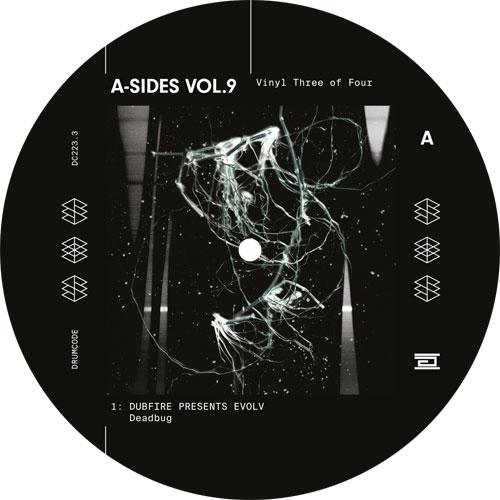 """Various/A-SIDES VOL. 9 PART 3 12"""""""