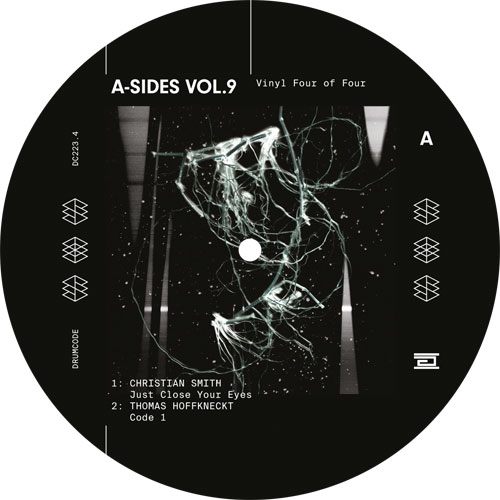 Various/A-SIDES VOL. 9 PART 4 12""