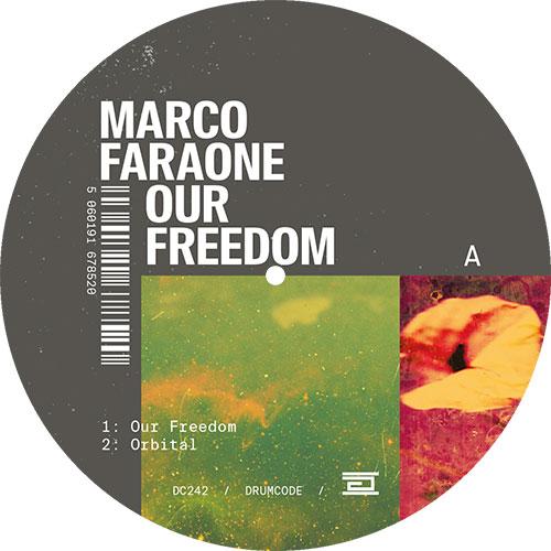 "Marco Faraone/OUR FREEDOM 12"""