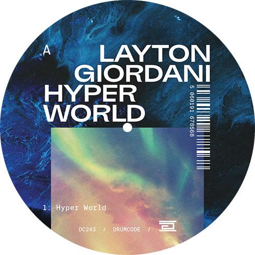 "Layton Giordani/HYPER WORLD 12"""