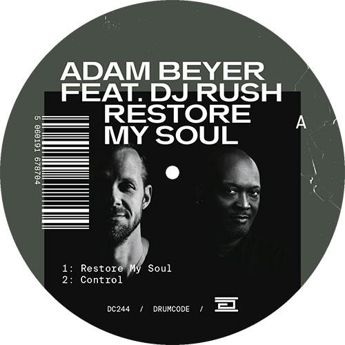 """Adam Beyer & DJ Rush/RESTORE MY... 12"""""""