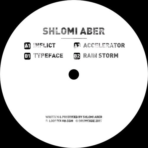 "Shlomi Aber/ACCELERATOR EP 12"""