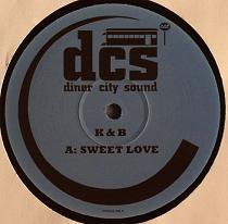 """K & B/DINER CITY SOUND 3 12"""""""