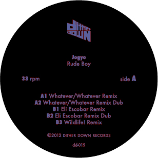 Jogyo/RUDE BOY REMIXES 12""