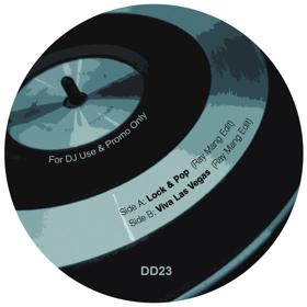 "Disco Deviance/#23 RAY MANG 12"""