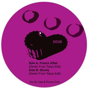 "Disco Deviance/#28 DIMITRI.. TOKYO 12"""