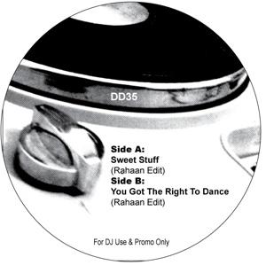 "Disco Deviance/#35 RAHAAN EDITS 12"""
