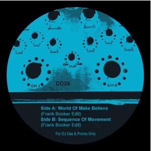 "Disco Deviance/#38 FRANK BOOKER 12"""