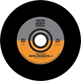 Disco Deviance/DIGITAL DEVIANCE #2 CD