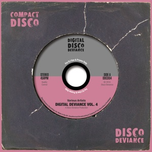 Disco Deviance/DIGITAL DEVIANCE #4 CD