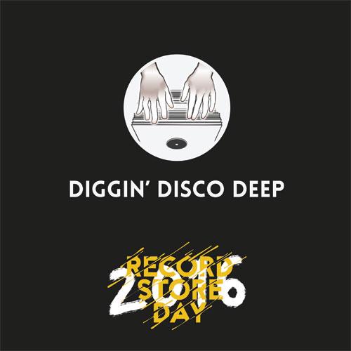 Various/DIGGIN' DISCO DEEP #3 RSD  3LP