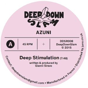 "Azuni/DEEP STIMULATION 12"""