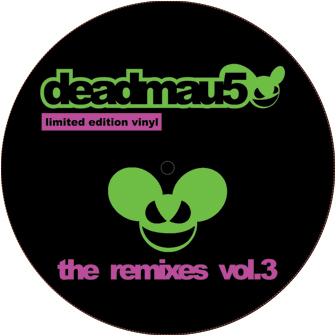 """Deadmau5/REMIXES VOL. 3 12"""""""