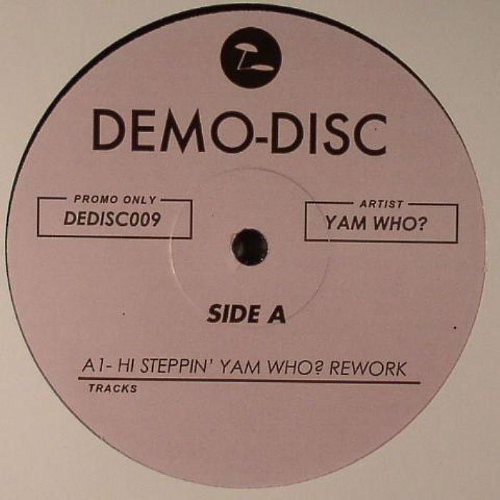 Yam Who/HI STEPPIN - COME ON & DO ME 12""