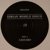 "Simian Mobile Disco/GIZZARD 12"""