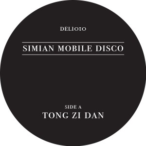 Simian Mobile Disco/TONG ZI DAN 12""