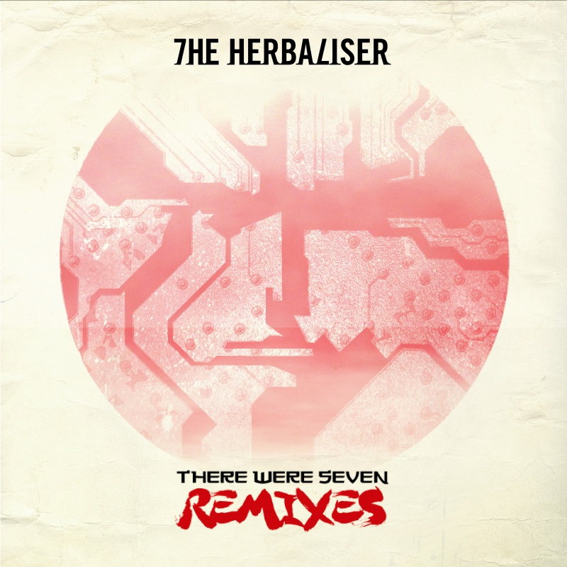 Herbaliser/THERE WERE SEVEN (REMIXES) CD