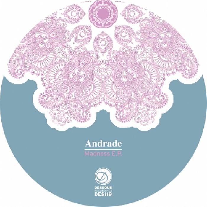"Andrade/MADNESS EP 12"""