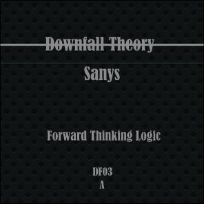 "Sanys/FORWARD THINKING LOGIC 12"""