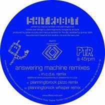 """Shit Robot/ANSWERING MACHING (MCDE) 12"""""""