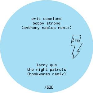 "Eric Copeland & Larry Gus/SPLIT RMX 12"""