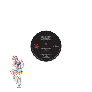 Dan Bodan/ANONYMOUS & HUNGER GAMES 12""