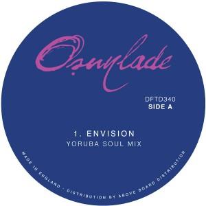 "Osunlade/ENVISION REMIXES 12"""