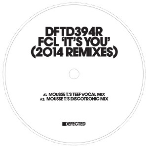 """FCL/IT'S YOU-MR. FINGERS & MK MIXES 12"""""""