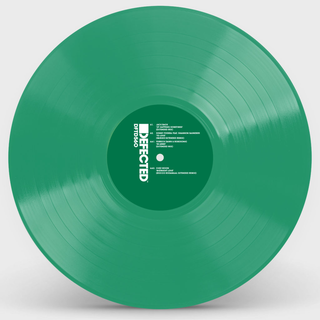 Various/DEFECTED: EP2 (GREEN) 12""