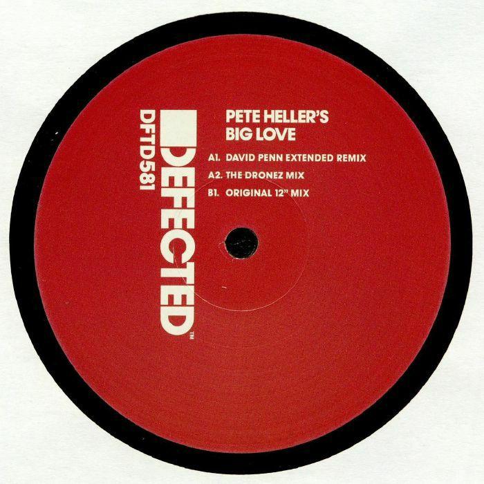 """Pete Heller's Big Love/BIG LOVE 12"""""""
