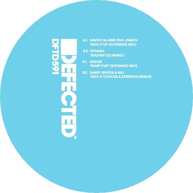 Various/DEFECTED: EP7  12""
