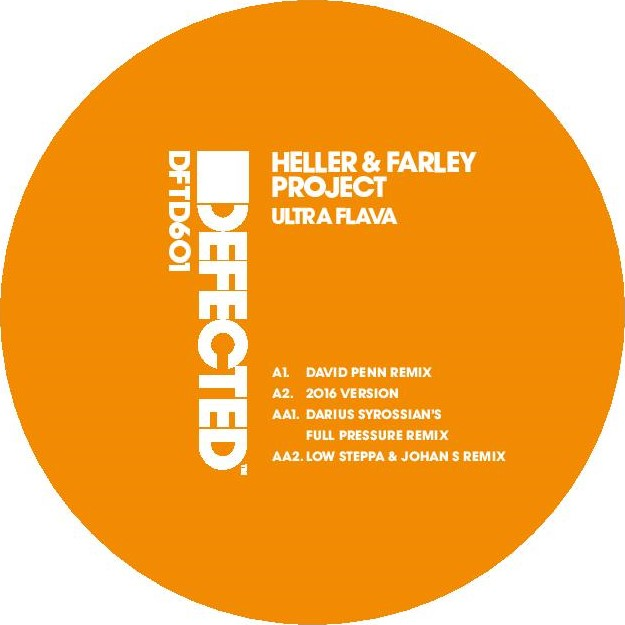 "Heller & Farley/ULTRA FLAVA 2020 12"""