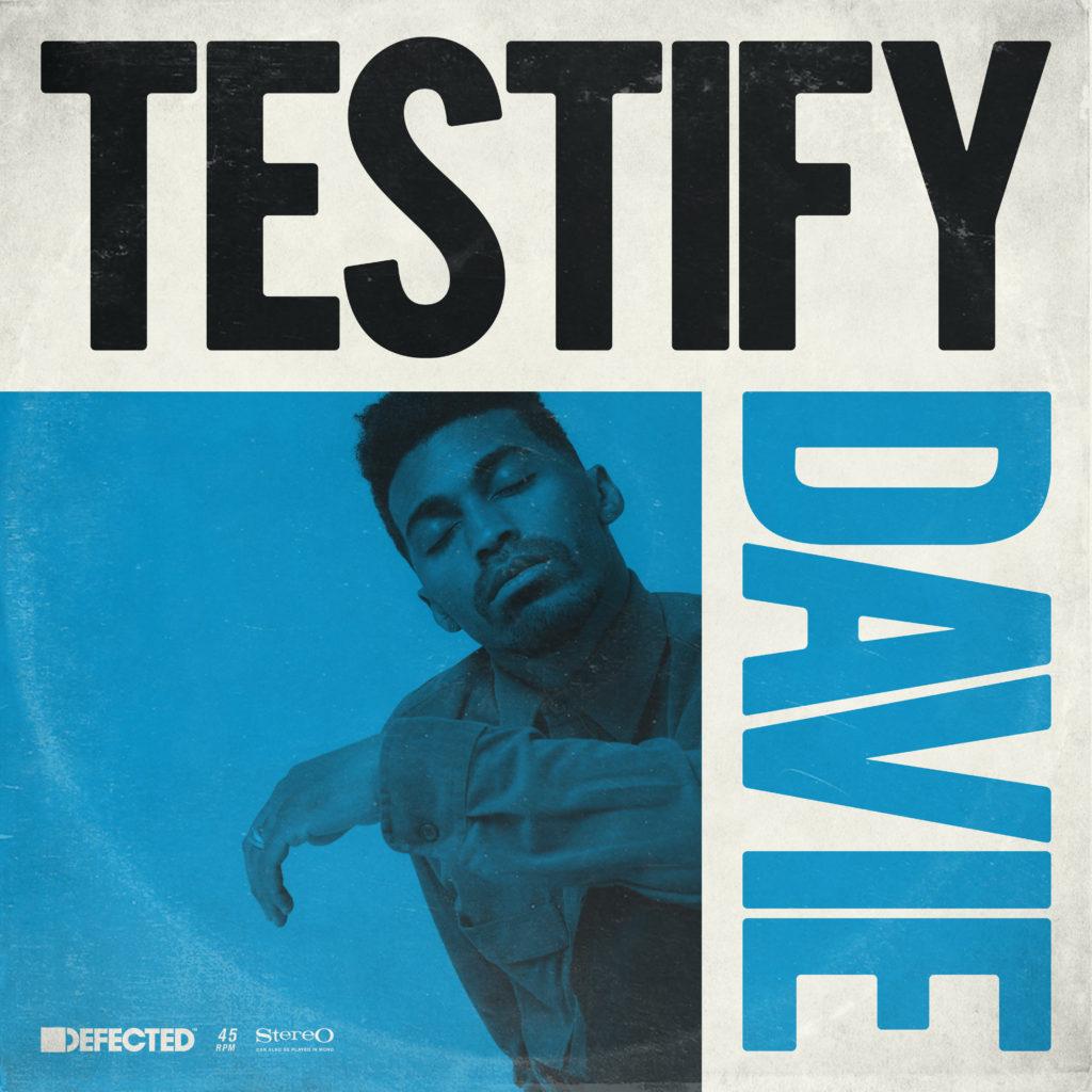 """Davie/TESTIFY 7"""""""